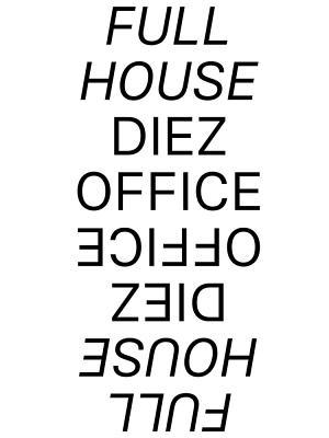 Diez Office: Full House Cover Image