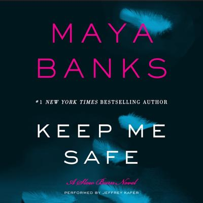 Keep Me Safe Lib/E: A Slow Burn Novel Cover Image