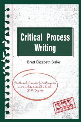 Critical Process Writing Cover Image