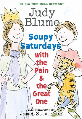 Soupy Saturdays with the Pain and the Great One Cover