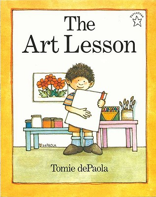 The Art Lesson Cover Image