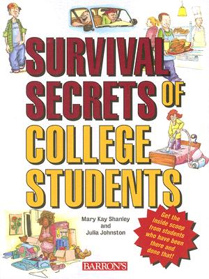 Survival Secrets of College Students Cover