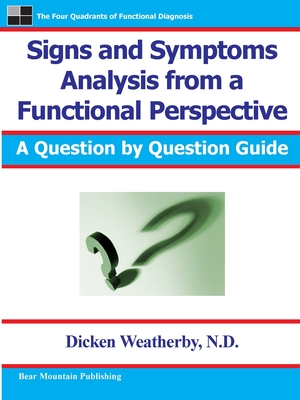 Signs and Symptoms Analysis from a Functional Perspective Cover Image