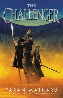 The Challenger: Contender Book 2 Cover Image