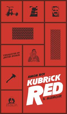 Kubrick Red Cover Image