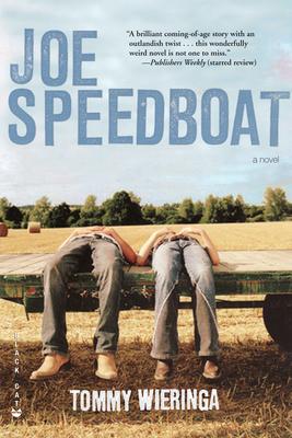Cover for Joe Speedboat
