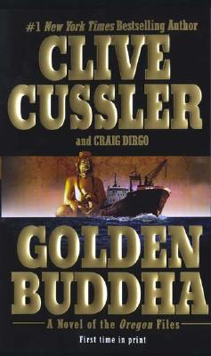 Golden Buddha (The Oregon Files #1) Cover Image
