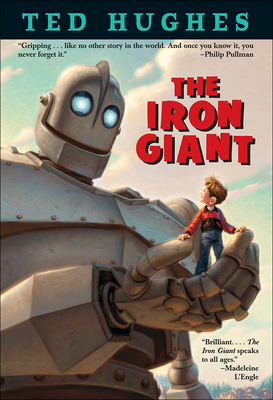 The Iron Giant: A Story in Five Nights Cover Image