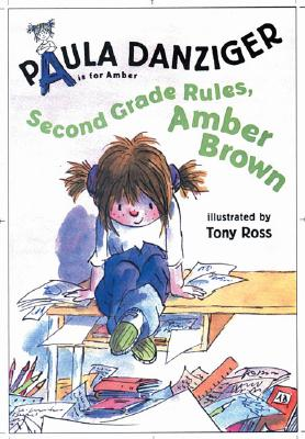 Second Grade Rules, Amber Brown Cover Image