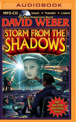 Storm from the Shadows (Saganami #2) Cover Image