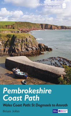 Pembrokeshire Coast Path: National Trail Guide (National Trail Guides) Cover Image