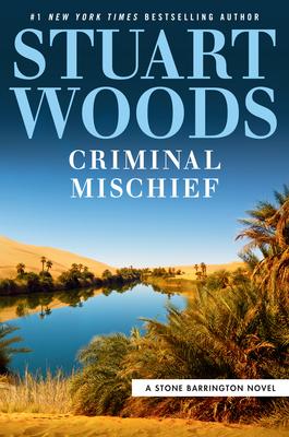 Criminal Mischief (A Stone Barrington Novel) Cover Image
