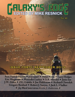 Galaxy's Edge Magazine: Issue 40, September 2019 Cover Image