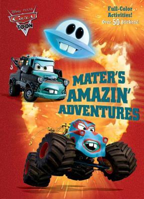 Mater's Amazin' Adventures (Disney/Pixar Cars) Cover Image