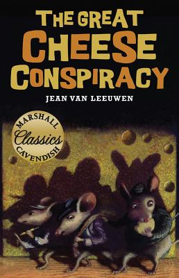 Cover Image for The Great Cheese Conspiracy