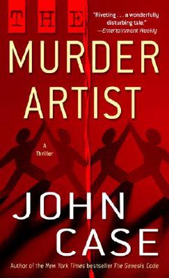 The Murder Artist Cover