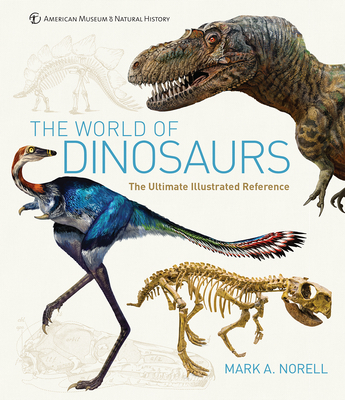 The World of Dinosaurs: An Illustrated Tour Cover Image