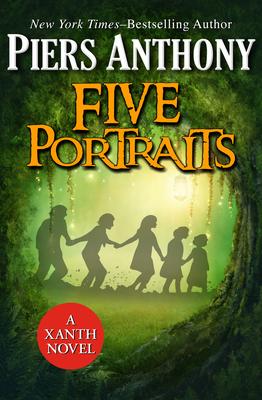 Five Portraits (Xanth Novels #39) Cover Image