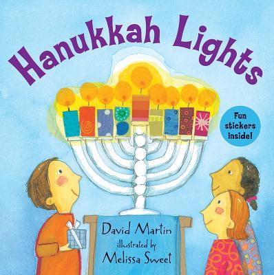Hanukkah Lights Cover Image