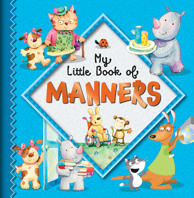 My Little Book of Manners Cover Image