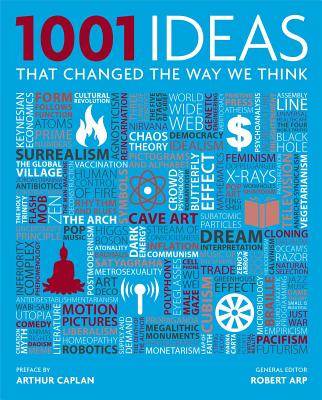 1001 Ideas That Changed the Way We Think Cover Image