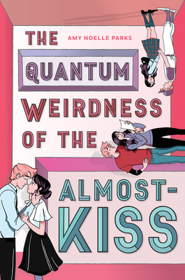 The Quantum Weirdness of the Almost-Kiss Cover Image