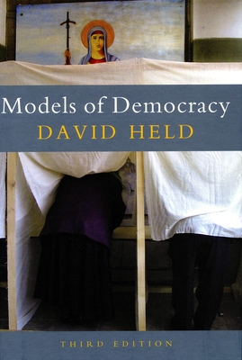 Models of Democracy, 3rd Edition Cover Image