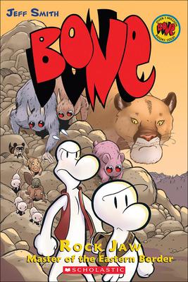 Bone 5: Rock Jaw, Master of the Eastern Border (Bone (Prebound) #5) Cover Image