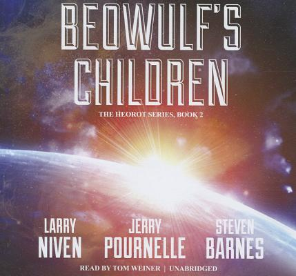 Cover for Beowulf's Children (Heorot #2)