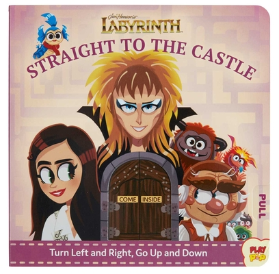 Jim Henson'sLabyrinth: Straight to the Castle (PlayPop) Cover Image