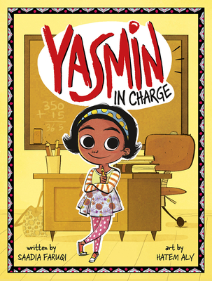 Yasmin in Charge Cover Image