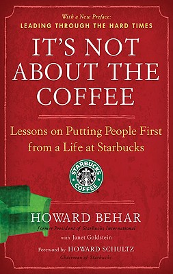 It's Not about the Coffee Cover