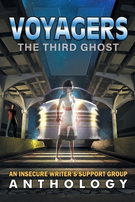 Voyagers: The Third Ghost cover