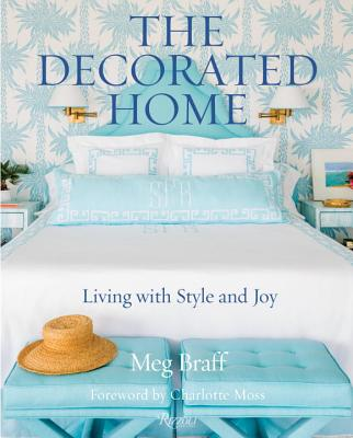 The Decorated Home: Living with Style and Joy Cover Image