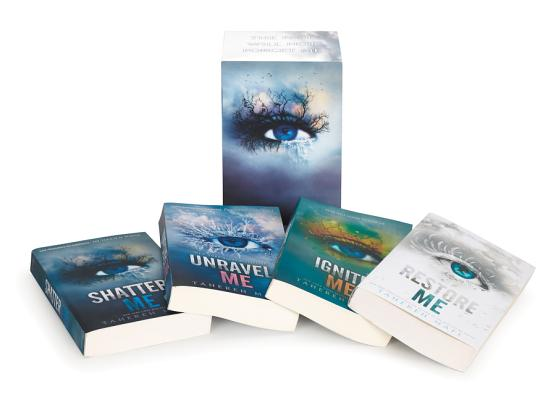 Shatter Me Series 4-Book Box Set: Books 1-4 Cover Image