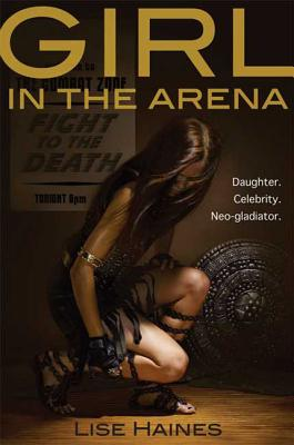 The Girl in the Arena Cover