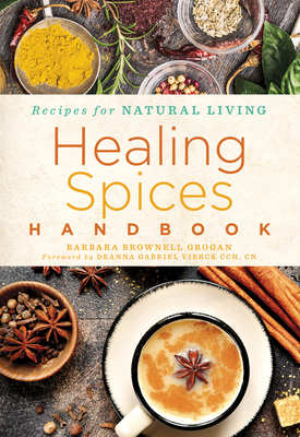Healing Spices Handbook, Volume 6 Cover Image