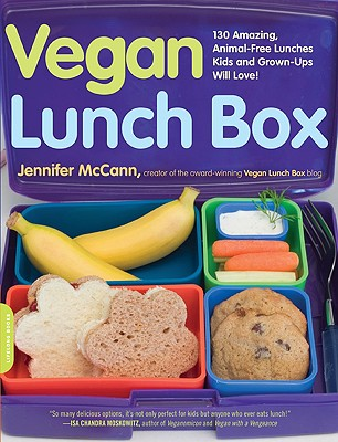 Vegan Lunch Box Cover