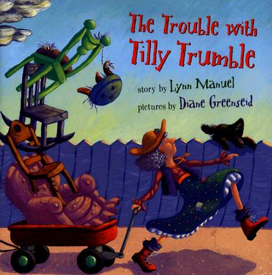 The Trouble with Tilly Trumble Cover
