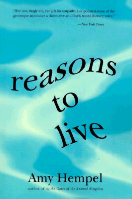 Reasons to Live Cover