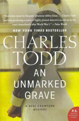 An Unmarked Grave Cover Image