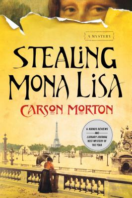 Stealing Mona Lisa Cover