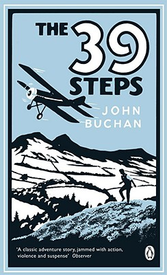 The Thirty-Nine Steps Cover Image