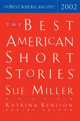 The Best American Short Stories 2002 Cover