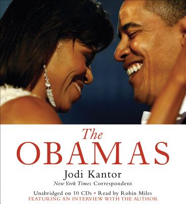 The Obamas Cover