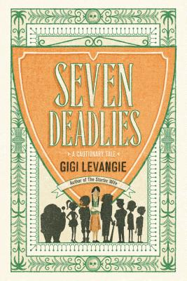 Cover for Seven Deadlies