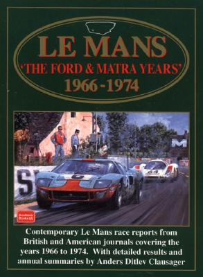 Cover for Le Mans
