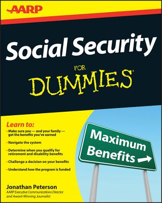 Social Security for Dummies Cover