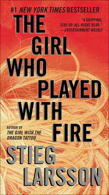 Cover for The Girl Who Played with Fire