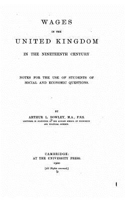 Wages in the United Kingdom in the Nineteenth Century Cover Image